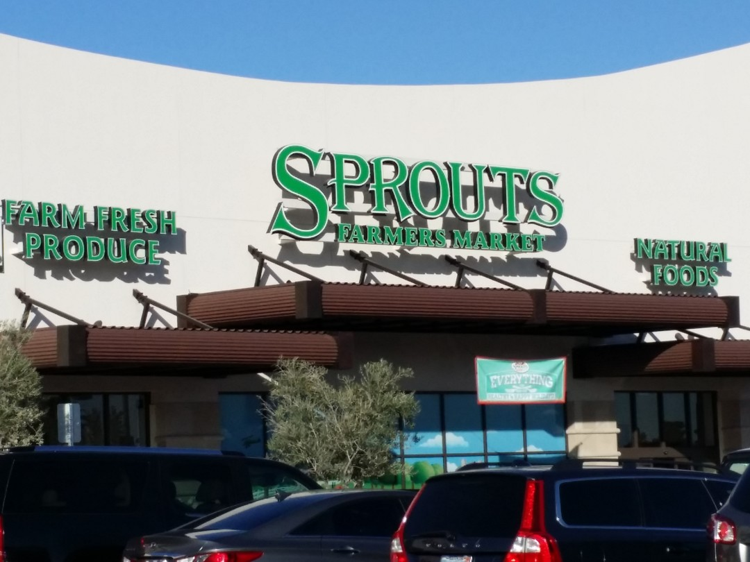 Sprouts Grocery Store